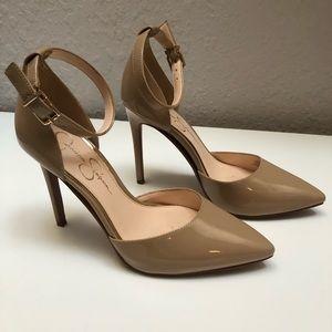 Jessica Simpson Parker Ankle Strap Heel size 7